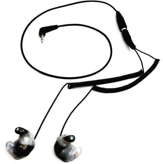 noiseguard moto noiseguard moto iPhone Headset included in price noiseguard moto headset left and right custom plugs with professional single balanced armature audio drivers noiseguard small large