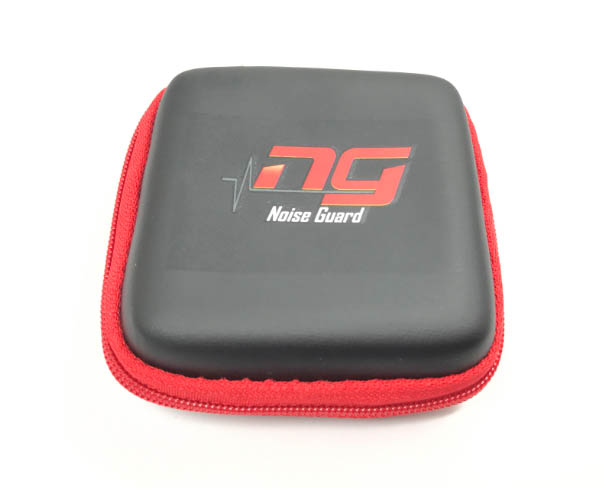 Small Zipped NoiseGuard Carry Case